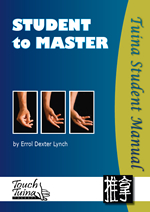Front cover image of Student to Master Tui Na the Art Book