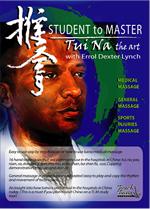 Front cover image of Student to Master Tui Na DVD